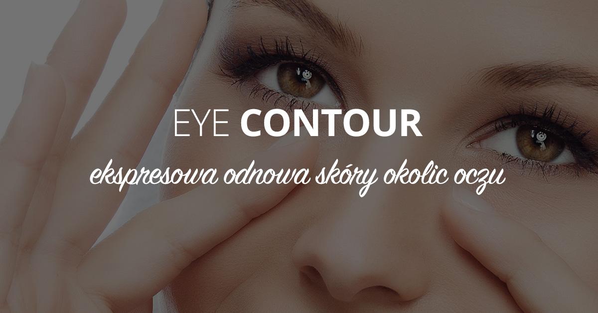 Ekspresowa odnowa skóry okolic oczu