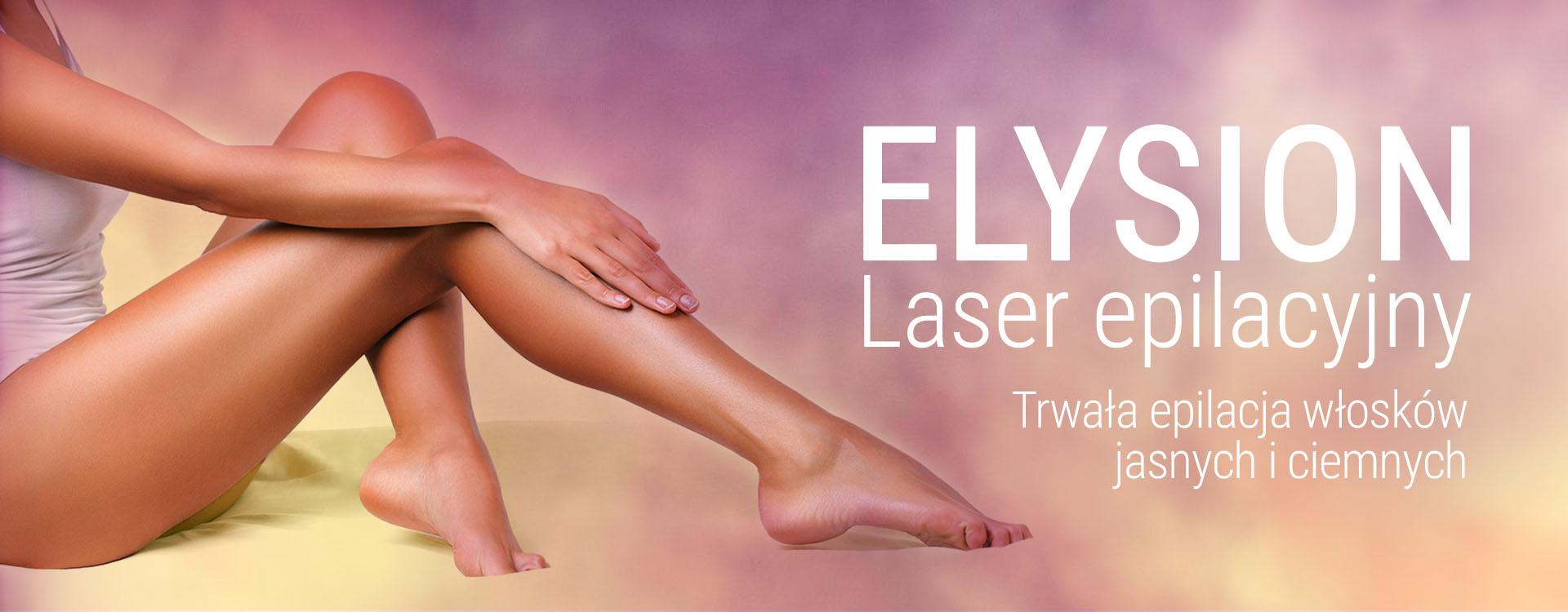 Laser epilacyjny Elysion